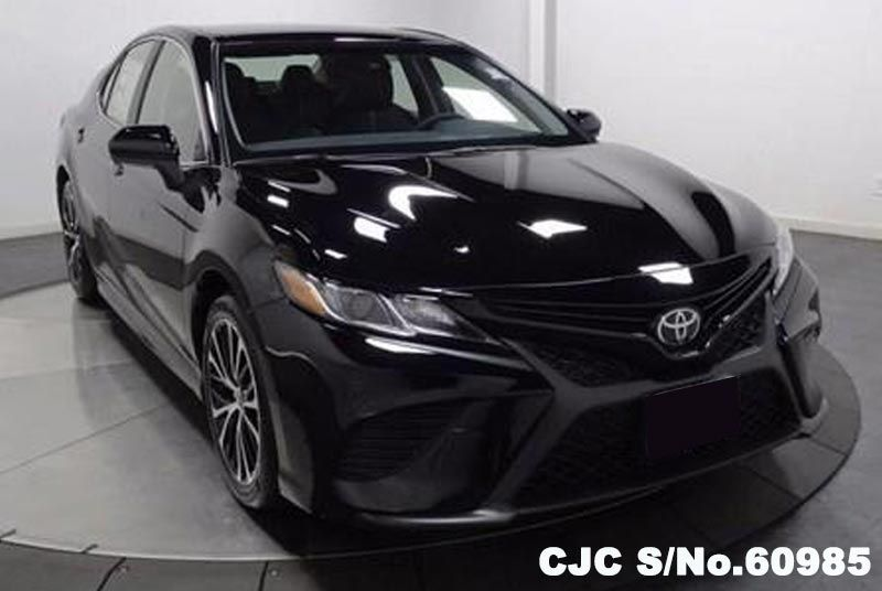 2018 Toyota Camry Stock No 60985
