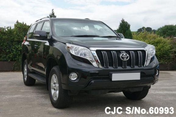 2016 Toyota / Land Cruiser Prado Stock No. 60993