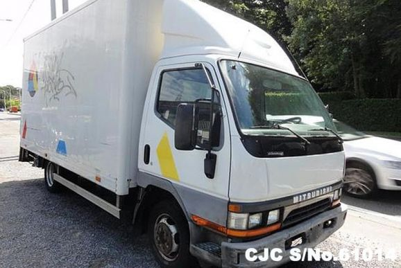 1996 Mitsubishi / Canter Stock No. 61014