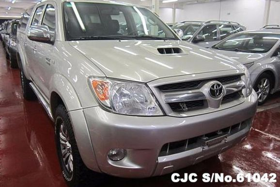 2007 Toyota / Hilux Stock No. 61042