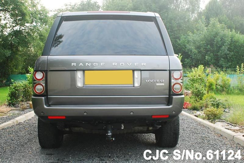 2010 Land Rover / Range Rover Stock No. 61124