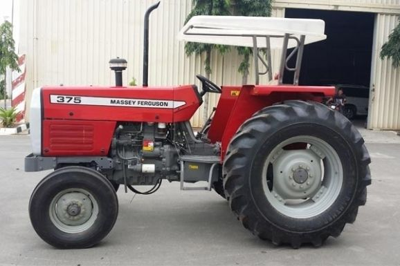 2017 Massey Ferguson / MF-375 Stock No. 61144