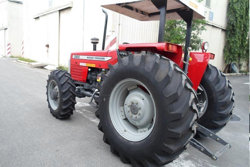 2017 Massey Ferguson / MF-385/4WD Stock No. 61145
