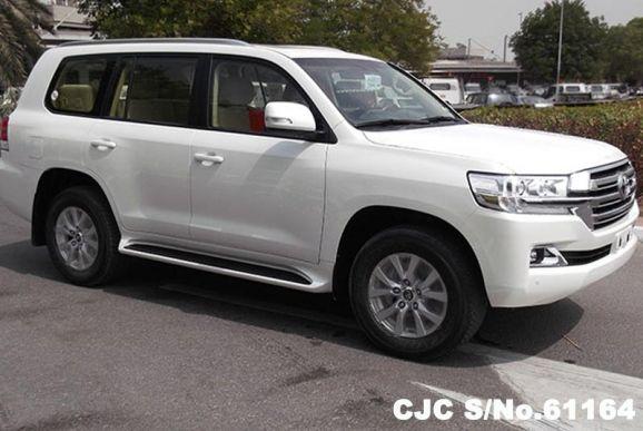 2017 Toyota / Land Cruiser Stock No. 61164