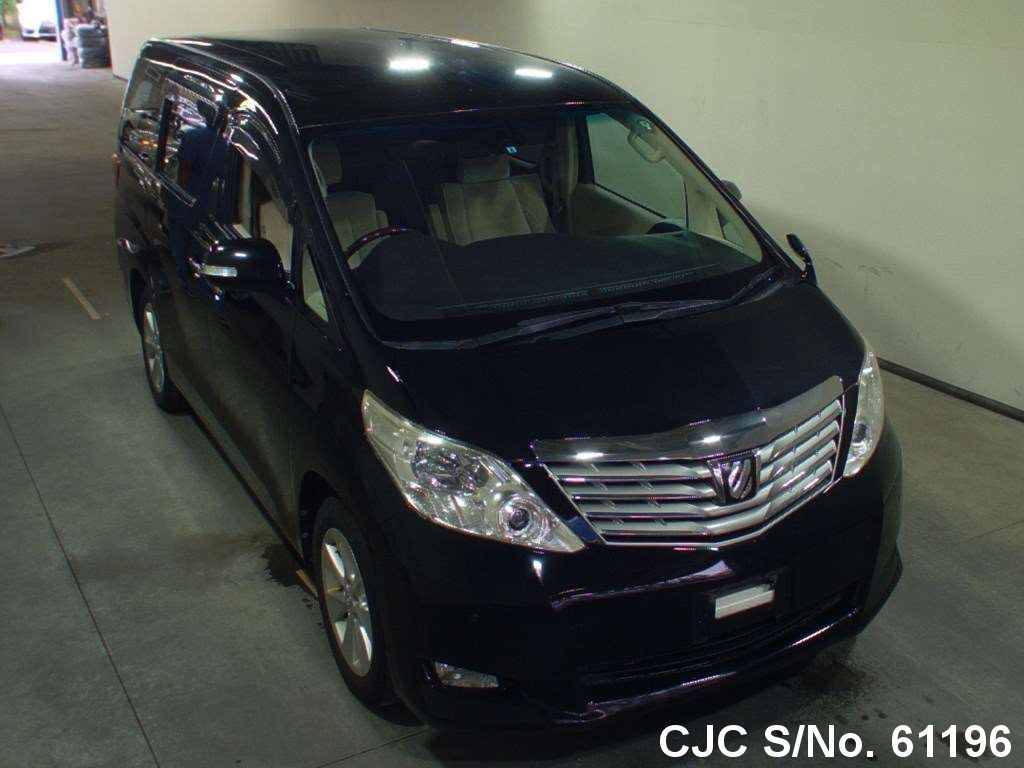 2008 Toyota / Alphard Stock No. 61196