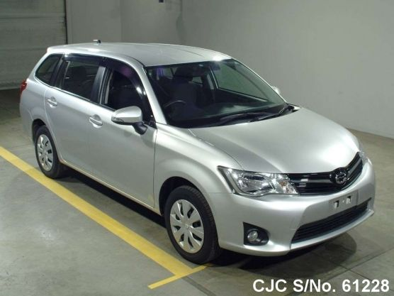 2014 Toyota / Corolla Fielder Stock No. 61228