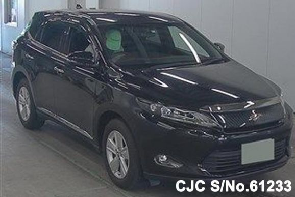 2014 Toyota / Harrier Stock No. 61233