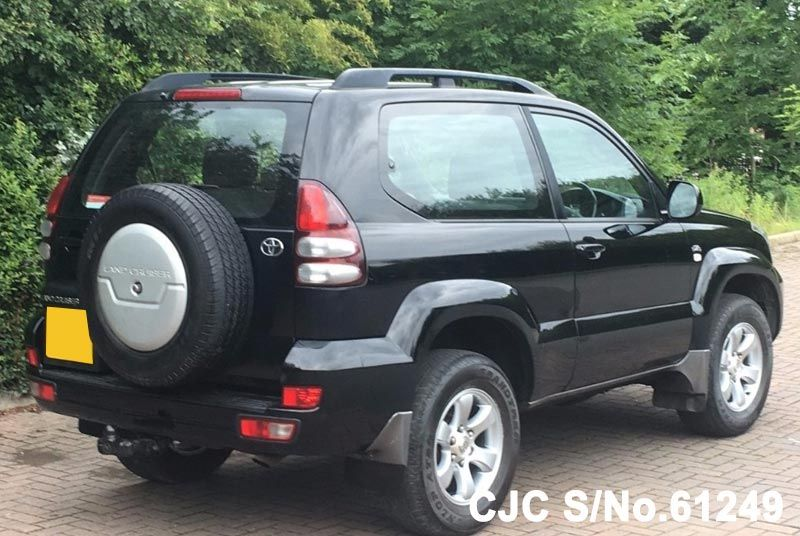 2003 Toyota / Land Cruiser Prado Stock No. 61249