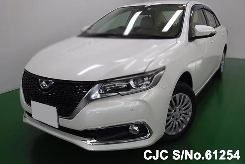 Toyota Allion 1.5L Petrol White