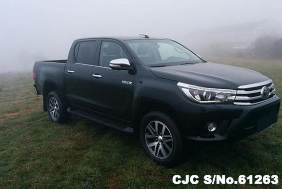 2016 Toyota / Hilux Stock No. 61263