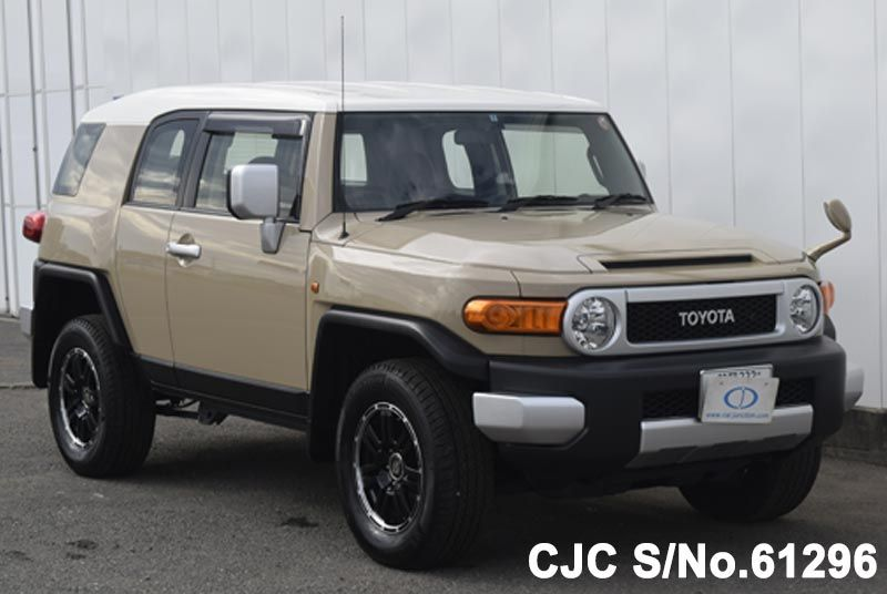 2015 Toyota / FJ Cruiser Stock No. 61296