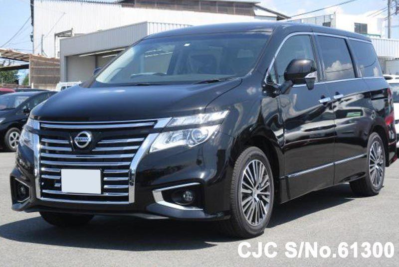 Brand New Nissan Elgrand 2.5L Petrol in Black