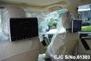 screen Toyota Land Cruiser Prado 2.8L Diesel White