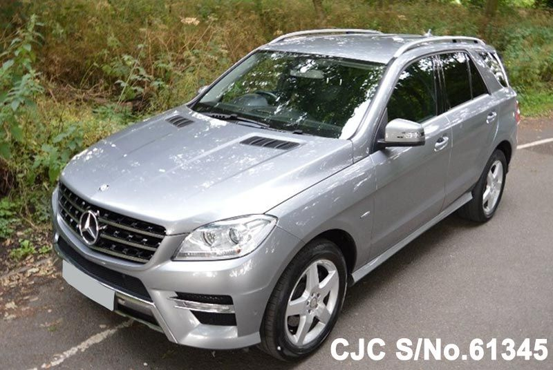 2012 Mercedes Benz / M Class Stock No. 61345