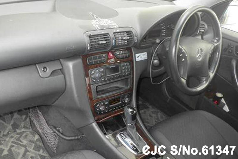 2002 Mercedes Benz / C Class Stock No. 61347