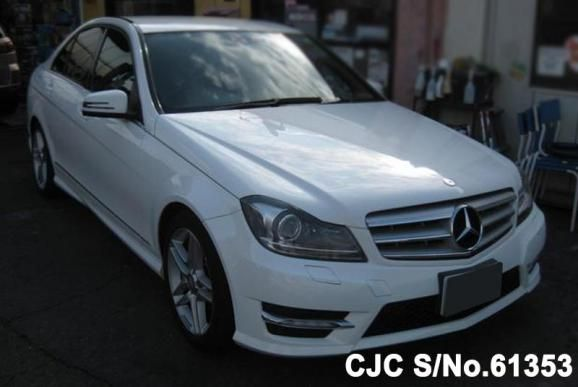 2012 Mercedes Benz / C Class Stock No. 61353