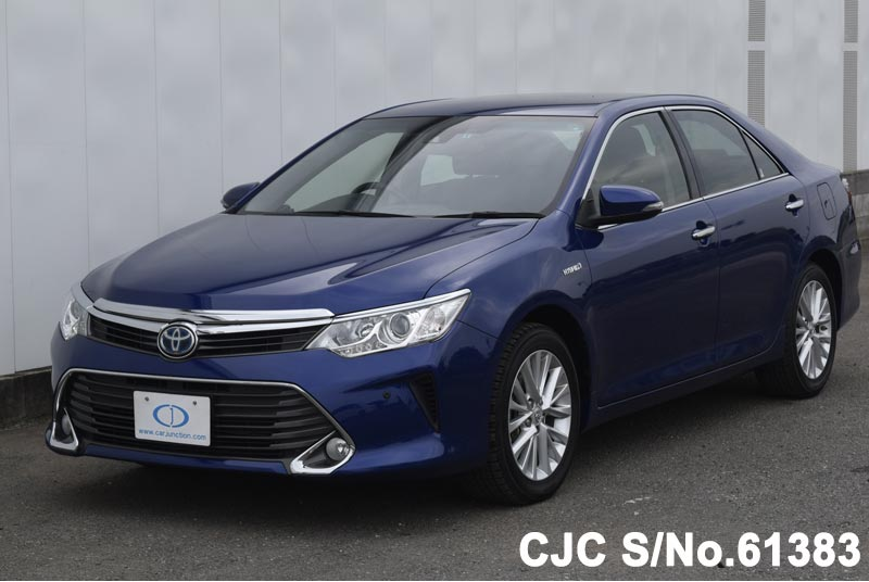 2015 Toyota / Camry Stock No. 61383