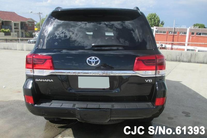 2017 Toyota / Land Cruiser Stock No. 61393