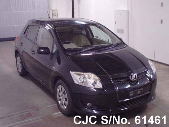 2008 Toyota / Auris Stock No. 61461