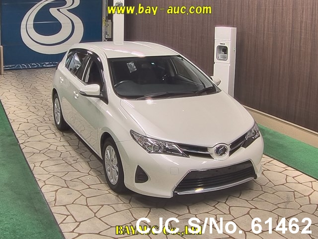 2014 Toyota / Auris Stock No. 61462