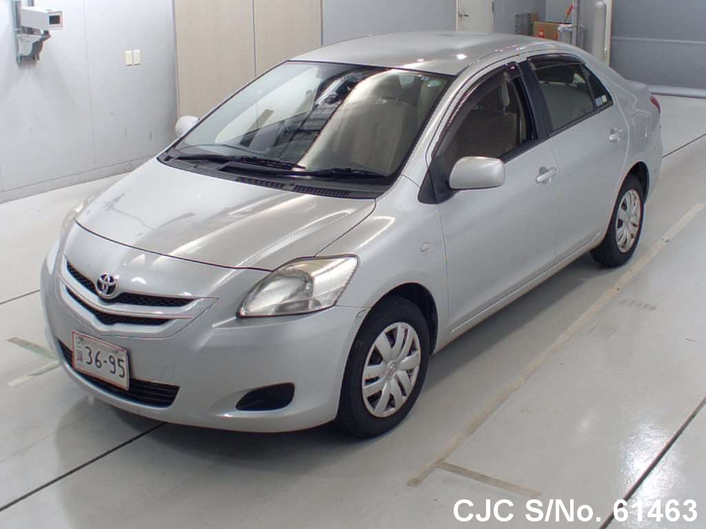 2008 Toyota / Belta Stock No. 61463