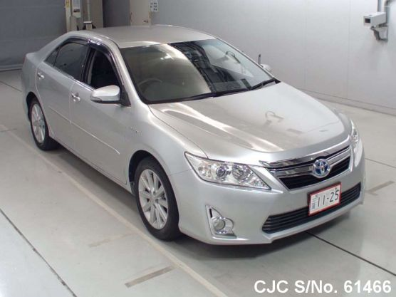 2012 Toyota / Camry Stock No. 61466