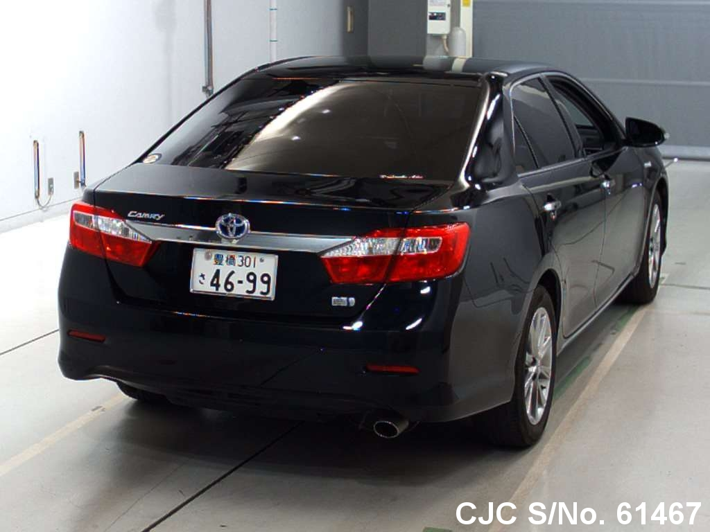 2013 Toyota / Camry Stock No. 61467