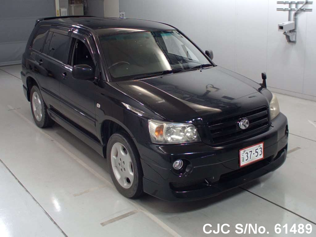 2006 Toyota / Kluger Stock No. 61489