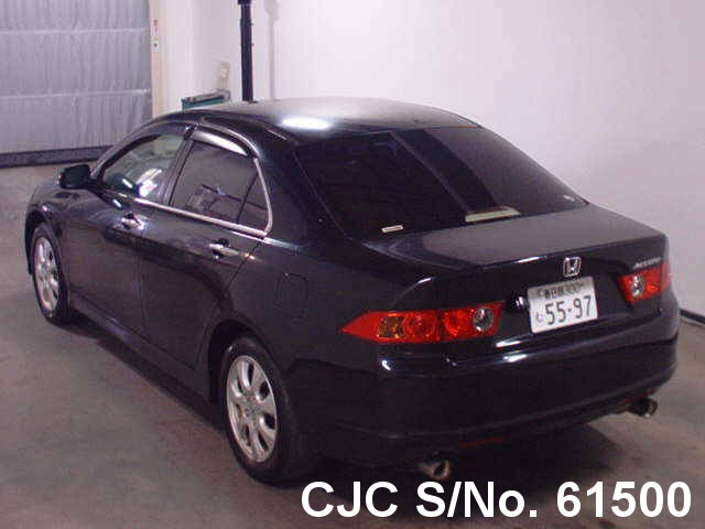 2006 Honda / Accord Stock No. 61500