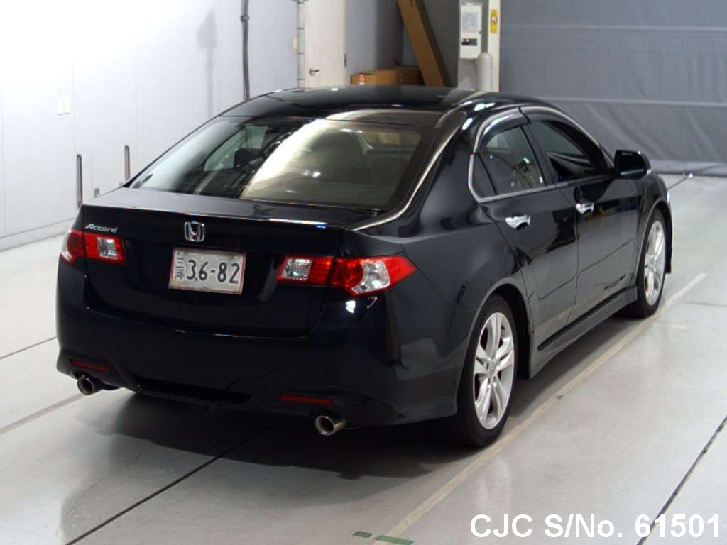 2009 Honda / Accord Stock No. 61501