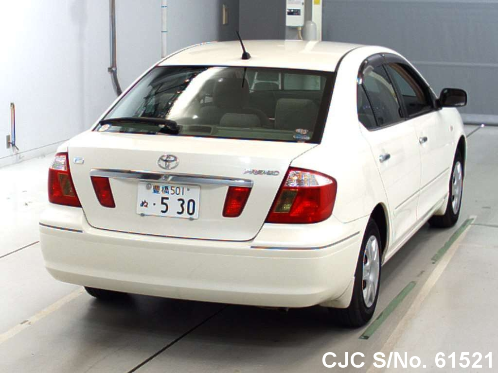 2003 Toyota / Premio Stock No. 61521