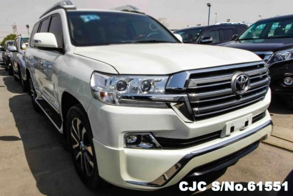 2009 Toyota / Land Cruiser Stock No. 61551