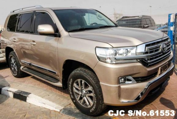 2009 Toyota / Land Cruiser Stock No. 61553