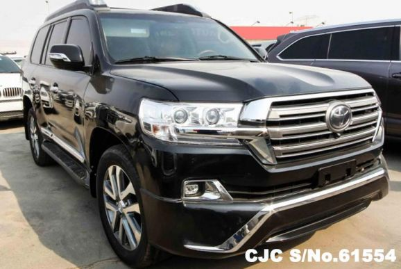 2009 Toyota / Land Cruiser Stock No. 61554