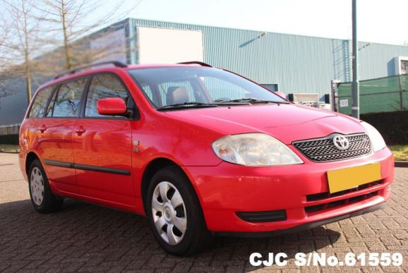 2003 Toyota / Corolla Stock No. 61559