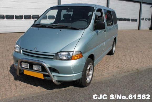 1998 Toyota / Hiace Stock No. 61562