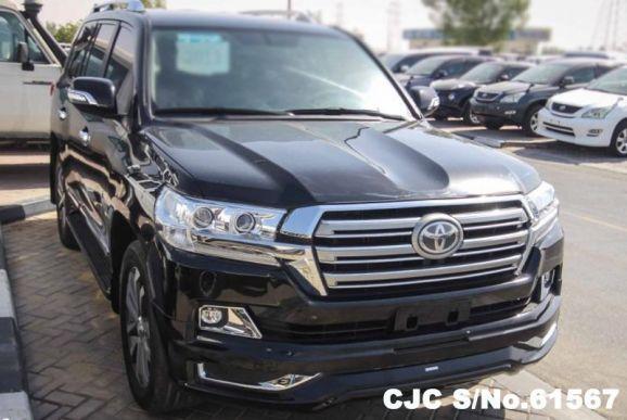 2013 Toyota / Land Cruiser Stock No. 61567