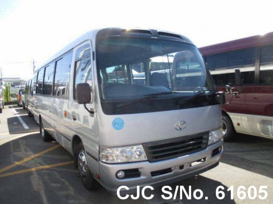 2011 Toyota / Coaster Stock No. 61605