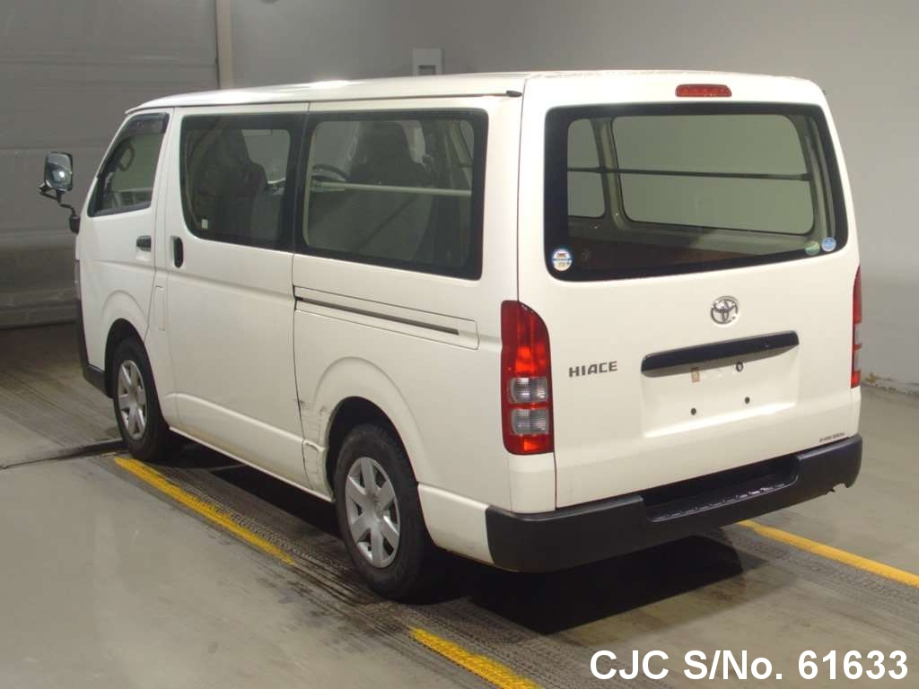 2012 Toyota / Hiace Stock No. 61633