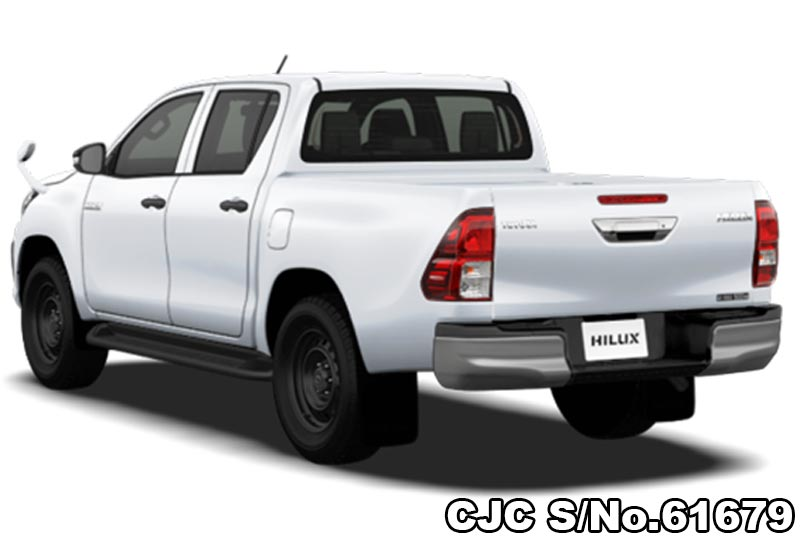 2018 Toyota / Hilux Stock No. 61679