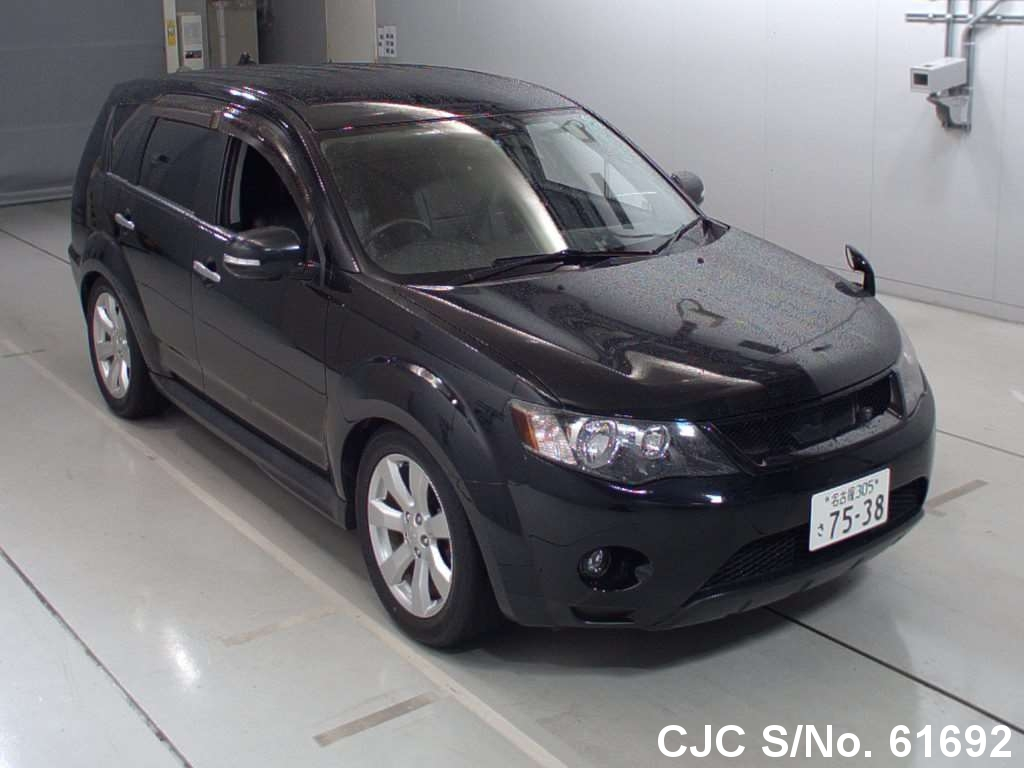 2011 Mitsubishi / Outlander Stock No. 61692