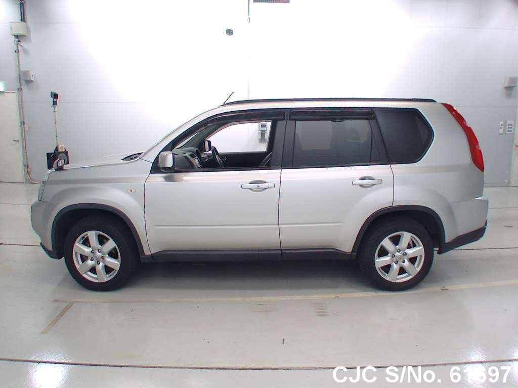 2008 Nissan X Trail Silver For Sale Stock No 61697