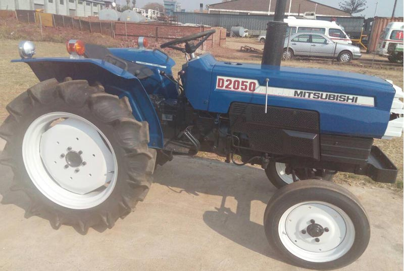 D2050 tractor