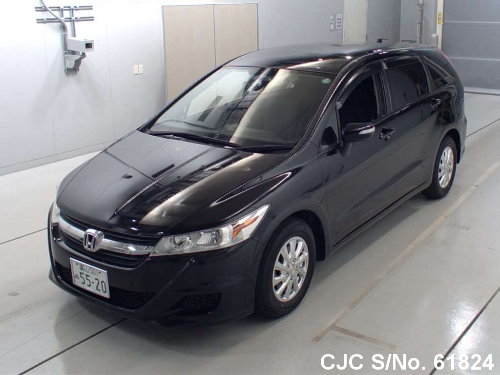 2009 Honda / Stream Stock No. 61824
