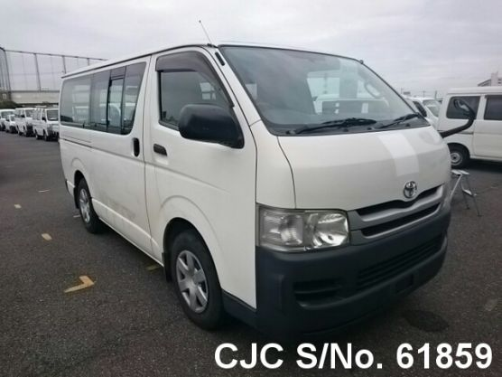 2010 Toyota / Hiace Stock No. 61859
