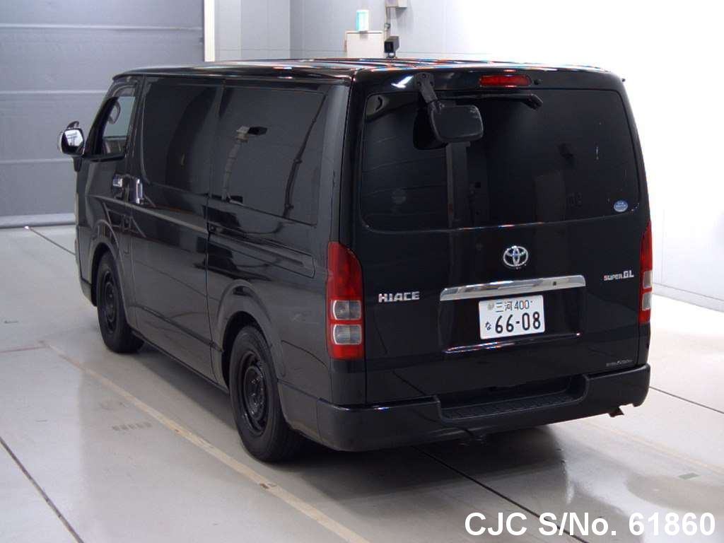 2010 Toyota / Hiace Stock No. 61860