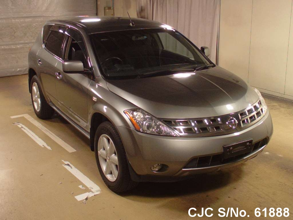 2007 Nissan / Murano Stock No. 61888
