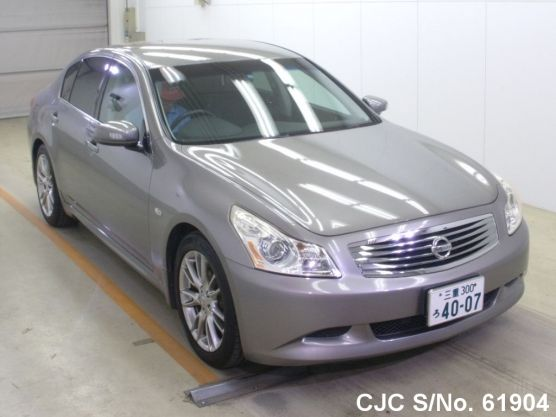 2007 Nissan / Skyline Stock No. 61904