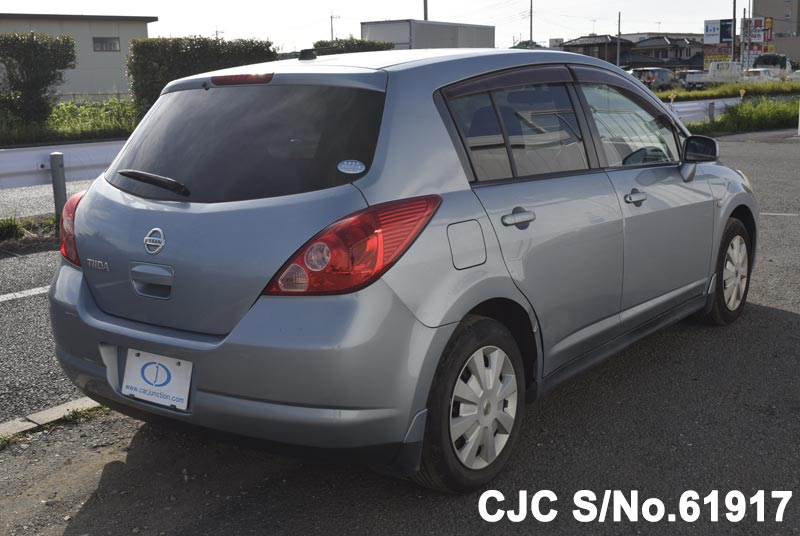 2004 Nissan / Tiida Stock No. 61917