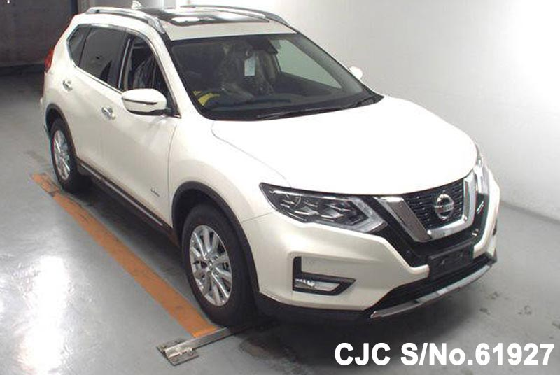 2017 Nissan / X-Trail Hybrid Stock No. 61927